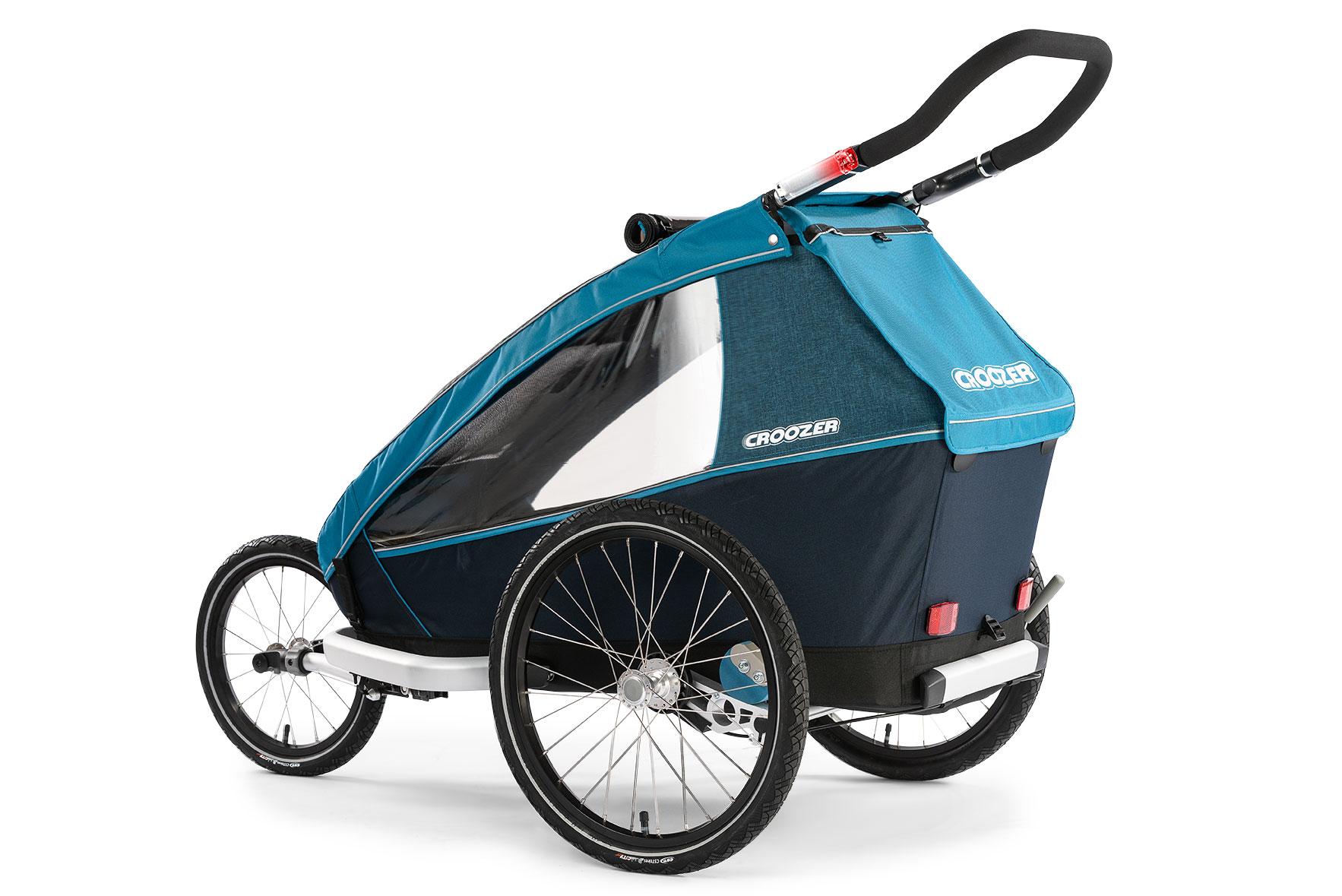 croozer kid plus for 1 2 bike2care. Black Bedroom Furniture Sets. Home Design Ideas